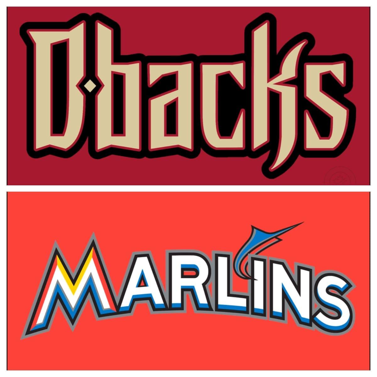 Arizona Diamondbacks vs Miami Marlins Stats