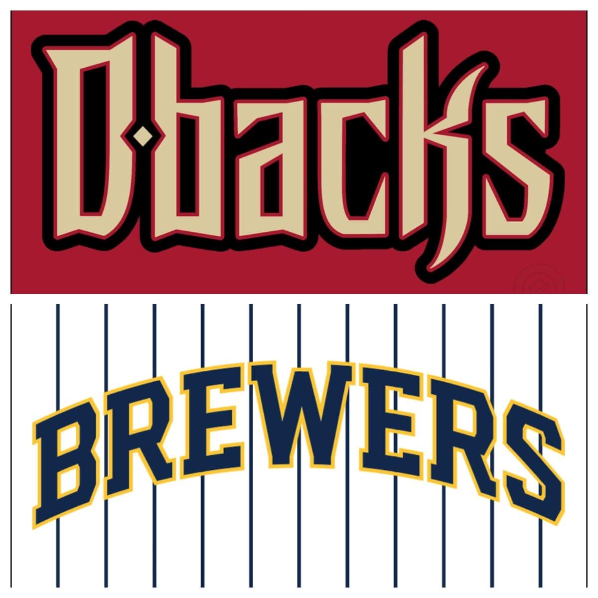 Arizona Diamondbacks vs Milwaukee Brewers Stats