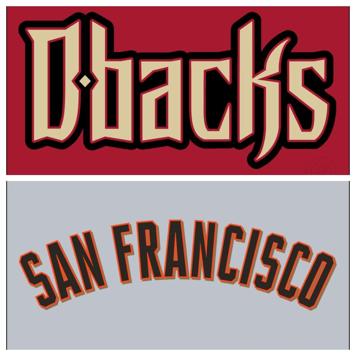 Arizona Diamondbacks vs San Francisco Giants Stats