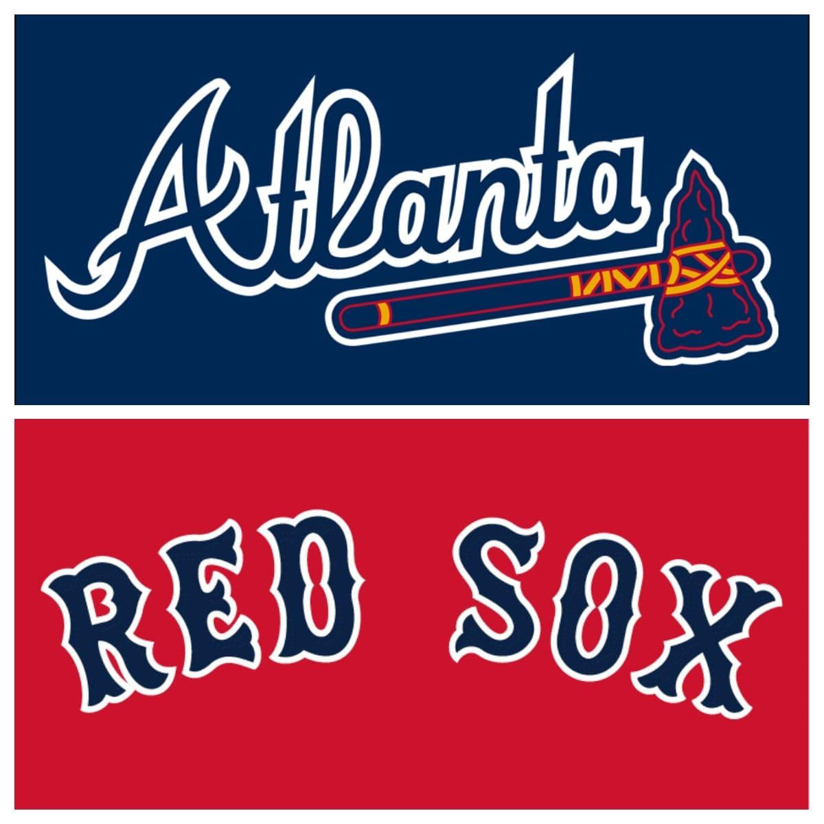 Atlanta Braves vs Boston Red Sox Stats