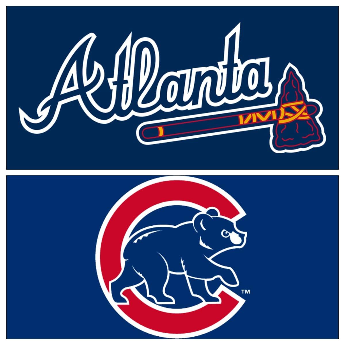 Atlanta Braves vs Chicago Cubs Stats