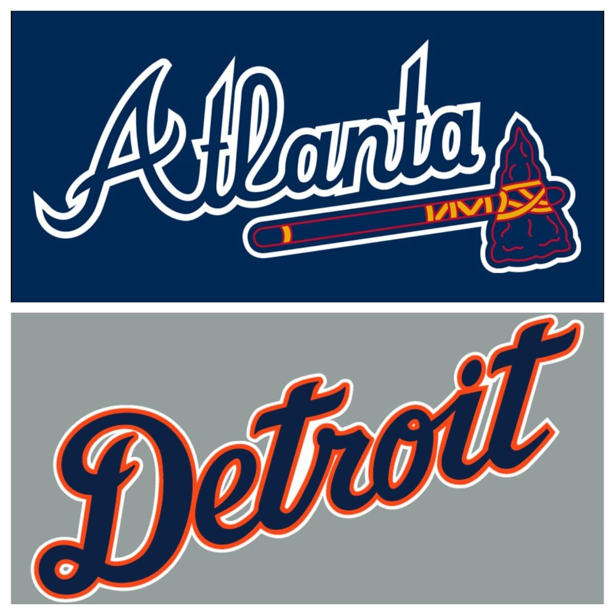 Atlanta Braves vs Detroit Tigers Stats