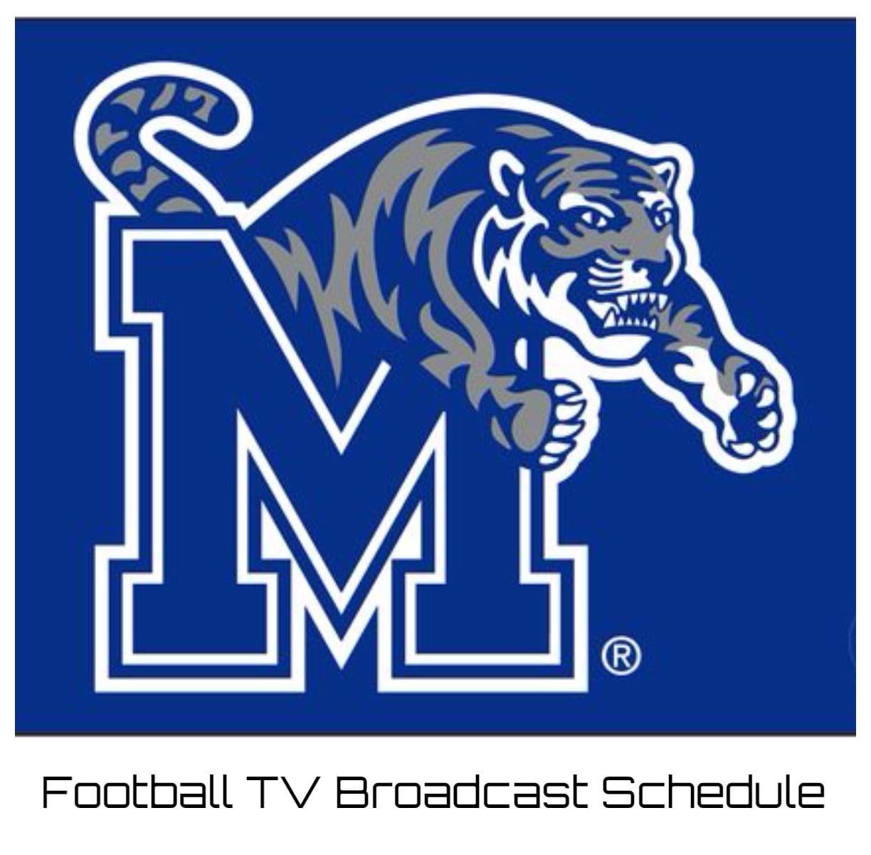 Memphis Tigers Football TV Broadcast Schedule